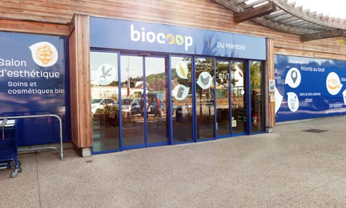 Photo du magasin Biocoop Épone