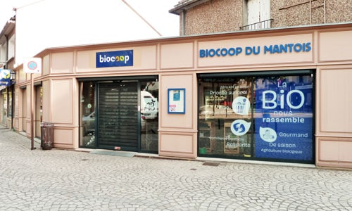 Photo du magasin Biocoop Mantes-la-Jolie